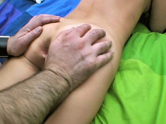 Horny brunette chick acquiring anal screwed in her hot ass
