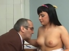 Chick is charming teacher's shlong thither zealous irrumation